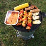 Barbecue auf dem GloW